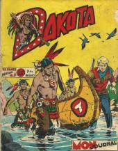 Dakota (Aventures et Voyages) -7- Silver Scout