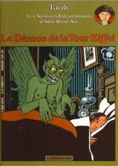 Adèle Blanc-Sec (Les Aventures Extraordinaires d') -2b99- Le démon de la Tour Eiffel