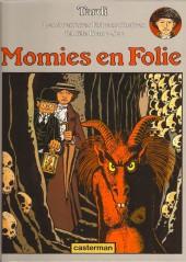 Adèle Blanc-Sec (Les Aventures Extraordinaires d') -4b99- Momies en folie
