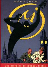 Blake et Mortimer (Les Aventures de) -6TS1- La marque jaune (version journal Tintin)