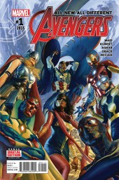 All-New, All-Different Avengers (2016) -1- Assemble!