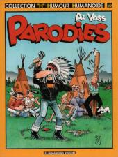 Parodies (Voss) - Parodies d'Al Voss