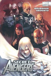 Secret Avengers (2010) -INT01- Mission to Mars