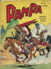 Pampa (Lug - 1re série) -5- Stormy Red