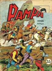 Pampa (Lug - 1re série) -10- Complot a Oakridge