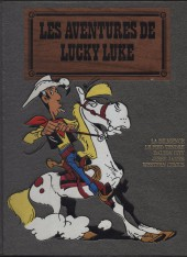 Lucky Luke (Intégrale luxe) -7G- Tomes 32 à 36