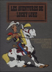 Lucky Luke (Intégrale luxe) -4D- Tomes 16 à 20
