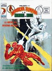 Super Heroes presenta (Vol. 2) -12- La noche del infierno helado