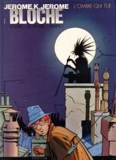 Jérôme K. Jérôme Bloche -1b1989- L'ombre qui tue