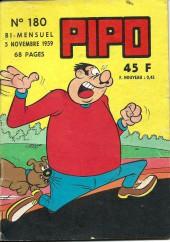 Pipo (Lug) -180- Dans le vieux West