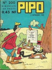 Pipo (Lug) -200- Concombre culturiste