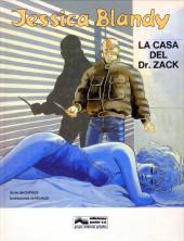 Jessica Blandy (en espagnol) -2- La casa del Dr. Zack