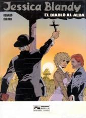 Jessica Blandy (en espagnol) -3- El diablo al alba