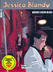 Jessica Blandy (en espagnol) -4- Noches color blues