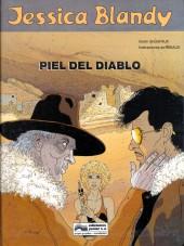 Jessica Blandy (en espagnol) -5- Piel del diablo