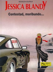 Jessica Blandy (en espagnol) -7- Contestad, moribundo...