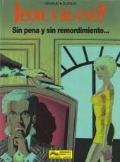 Jessica Blandy (en espagnol) -8- Sin pena y sin remordimiento...