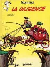 Lucky Luke -32c78- La Diligence
