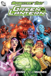 Green Lantern (2005) -INT08- Brightest Day
