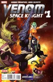 Venom: Space Knight (2016) -1- Issue 1