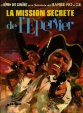 Barbe-Rouge -12a1972- La mission secrète de l'Epervier