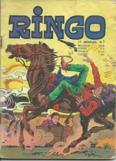 Ringo (SFPI) -7- Chasse a l'homme