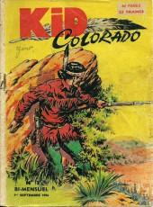 Kid Colorado -3- Paix sur la prairie