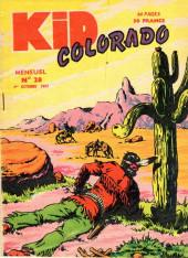 Kid Colorado -28- L'énigme de Forty-Gun