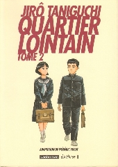 Quartier lointain -2- Tome 2