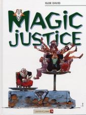 Magic justice