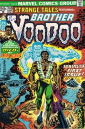 Strange Tales (1951) -169- Brother Voodoo