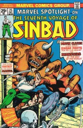 Marvel Spotlight Vol 1 (1971) -25- The seventh voyage of Simbad