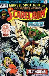 Marvel Spotlight Vol 1 (1971) -26- The Scarecrow: Deathquest!
