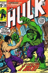 Incredible Hulk (The) (1968) -130- If I Kill You... I Die!