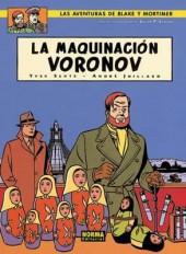 Blake y Mortimer (Las Aventuras de) -14- La Maquinación Voronov