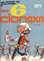 Les petits hommes -21a90- Les 6 clones