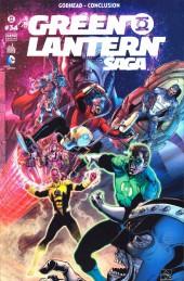 Green Lantern Saga -34- Godhead - Conclusion
