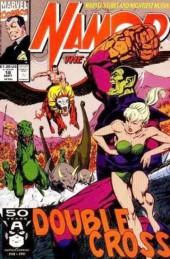 Namor, The Sub-Mariner (Marvel - 1990) -18- Double cross