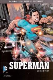 DC Comics - Le Meilleur des Super-Héros -9- Superman - Les Hommes d'acier