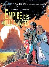 Valérian -2e2004- L'empire des mille planètes