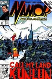 Namor, The Sub-Mariner (Marvel - 1990) -21- Call my land k'un-l'un