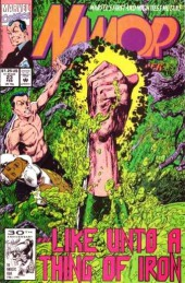 Namor, The Sub-Mariner (Marvel - 1990) -23- You are iron fist... and you are not dead