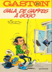Gaston -R1c83- Gala de gaffes à gogo