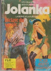 Jolanka, la reine de la flibuste -5- Esclave du squale