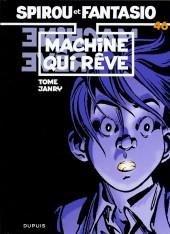 Spirou et Fantasio -46a13- Machine qui rêve