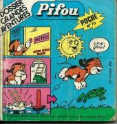 Pifou (Poche) -70- Vive le printemps