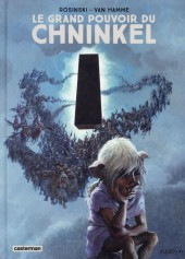 Le grand pouvoir du Chninkel - Tome INTb2015