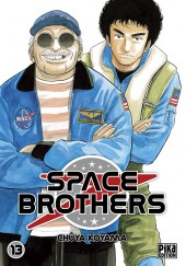 Space Brothers -13- Tome 13
