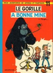 Spirou et Fantasio -11c77- Le gorille a bonne mine