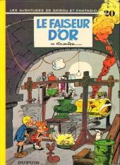 Spirou et Fantasio -20b1976- Le faiseur d'or